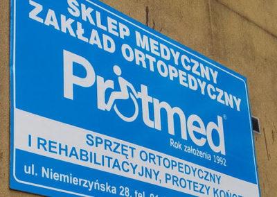 zakład usług ortopedycznych protmed
