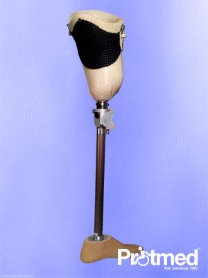 Proteza tymczasowa uda. Protezy kończyn