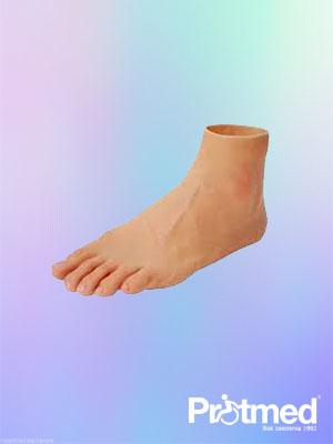 proteza po amuptacji w obrebie stopy