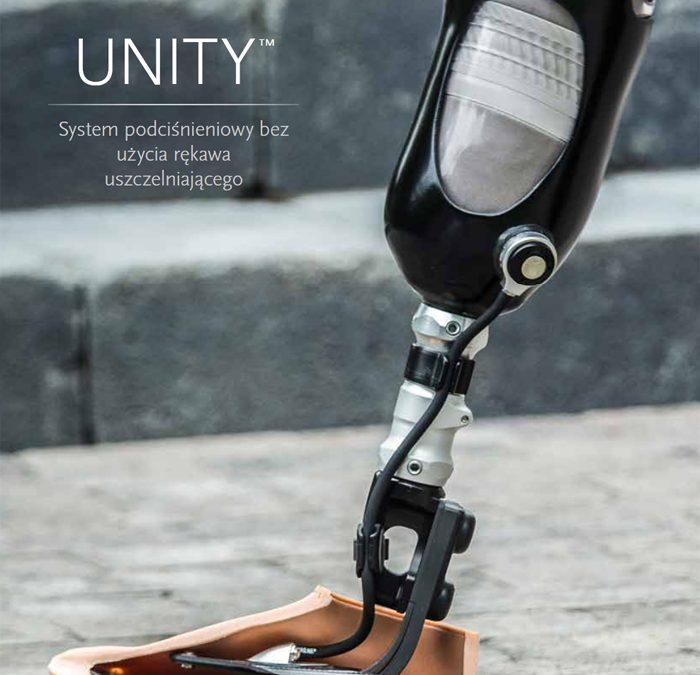 System aktywnego podciśnienia UNITY